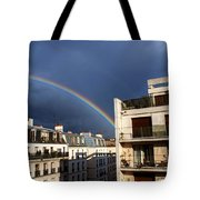 Rainbow Tote Bag by Milan Mirkovic