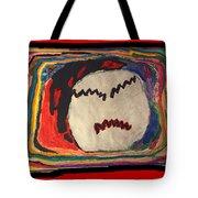 Rainbow Moon Tote Bag