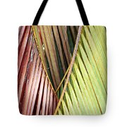 Rainbow Of Palms Gp Tote Bag