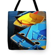 Rainbow Of Prams Tote Bag