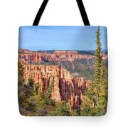 Rainbow Point Overlook Tote Bag