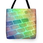 Rainbow Reflection  Tote Bag