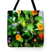 Rainbow  Riot Tote Bag