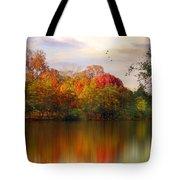 Rainbow River Tote Bag