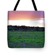 Rainbow Sky Tote Bag