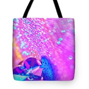 Rainbow Spell Tote Bag