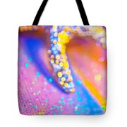 Rainbow Spell And Starfish Tote Bag