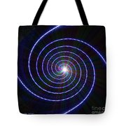 Rainbow Spinner Off Tote Bag