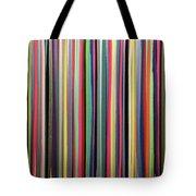 Rainbow Stripe Tote Bag
