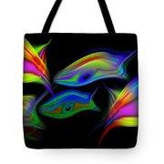 Rainbowfish3 Tote Bag