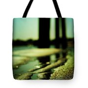 Rainbows In The Sand Tote Bag