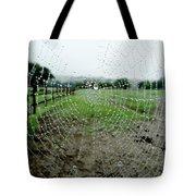 Raincatcher Web Tote Bag