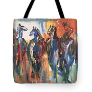 Raindance Tote Bag