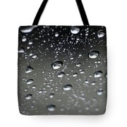 Raindrops  1 Tote Bag