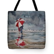 Raindrops To Seaglass Tote Bag