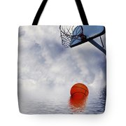 Rained Out Game Tote Bag