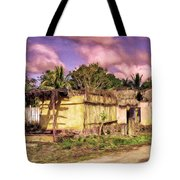 Rainforest Morning Tote Bag