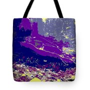 Rainforest Shadows Tote Bag