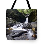 Rainforest Stream Tote Bag