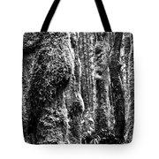 Rainforest Ubiquitous Growth  Tote Bag