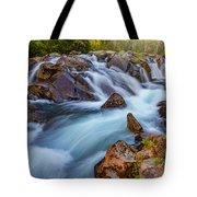 Rainier Runoff Tote Bag
