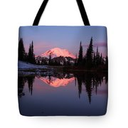 Rainier Sunrise Tote Bag