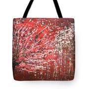 Raining Stars Tote Bag