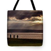 Raining Sunbeams Tote Bag