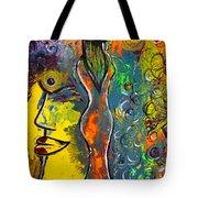 Rainsunbow Tote Bag