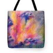 Rainwater Tote Bag