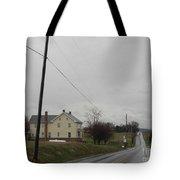 Rainy April Days Tote Bag
