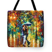 Rainy Dance Tote Bag
