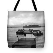 Rainy Day Dock Tote Bag