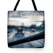 Rainy Day In July Tote Bag