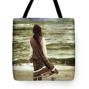 Rainy Day Tote Bag by Joana Kruse