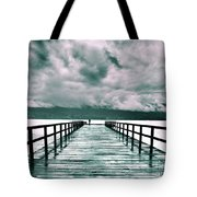 Rainy Days In Summerland 2 Tote Bag