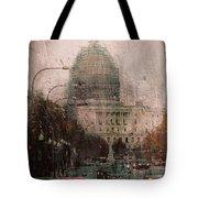 Rainy Dc Tote Bag