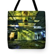 Raise The Roof Tote Bag by Evelina Kremsdorf
