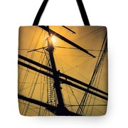 Raise The Sails Tote Bag