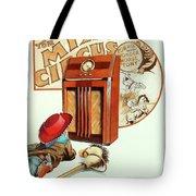 Raised On The Radio 2 Tote Bag