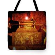 Raising The Ark Tote Bag