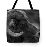 Ram Tote Bag by Barbara Schultheis
