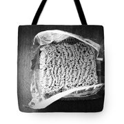 Ramen- Black And White Photography By Linda Woods Tote Bag