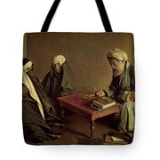 Rammal By Kamalolmolk Tote Bag