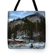 Rampart Creek Hostel Tote Bag