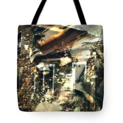 Ramshackled  Tote Bag