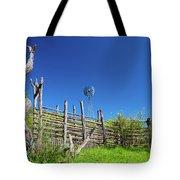 Ranch At Click Gap Tote Bag