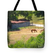 Ranch Life Tote Bag