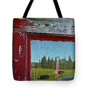 Ranch Reflection Tote Bag