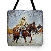 Ranch Rider Tote Bag